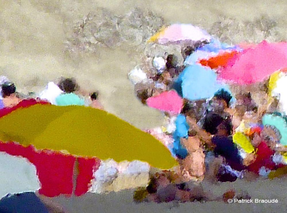 le parasol ocre