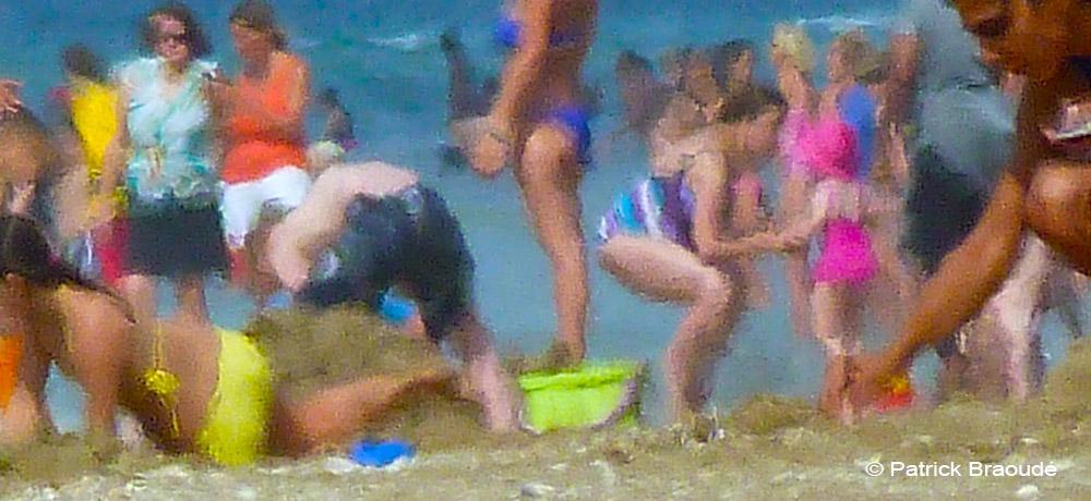Jeux de plage 2