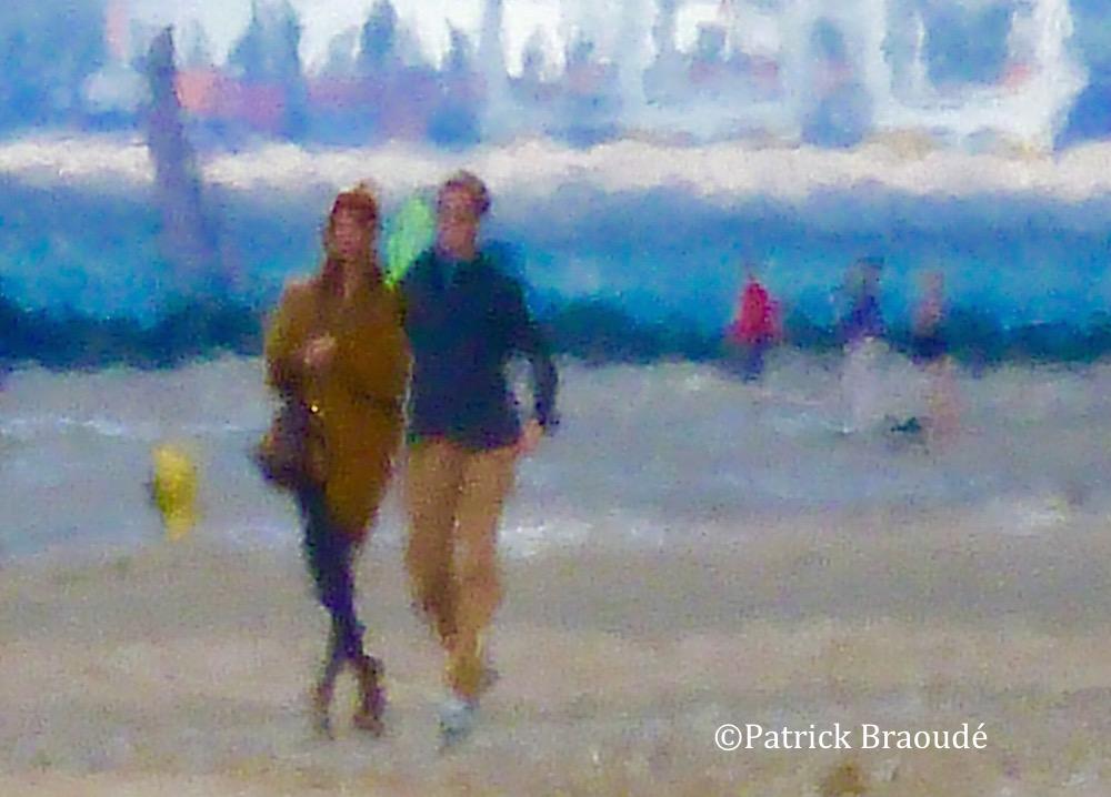 deux British à Deauville