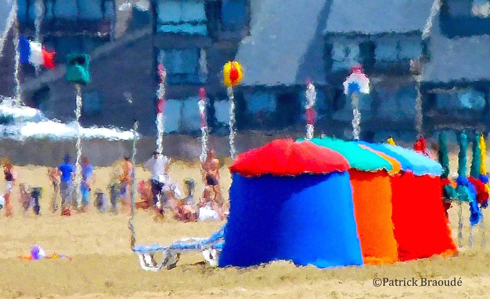 La plage du Bar du Soleil